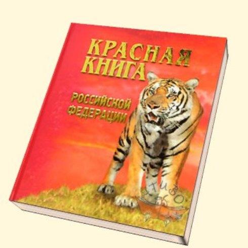 Животные красной книги в россии